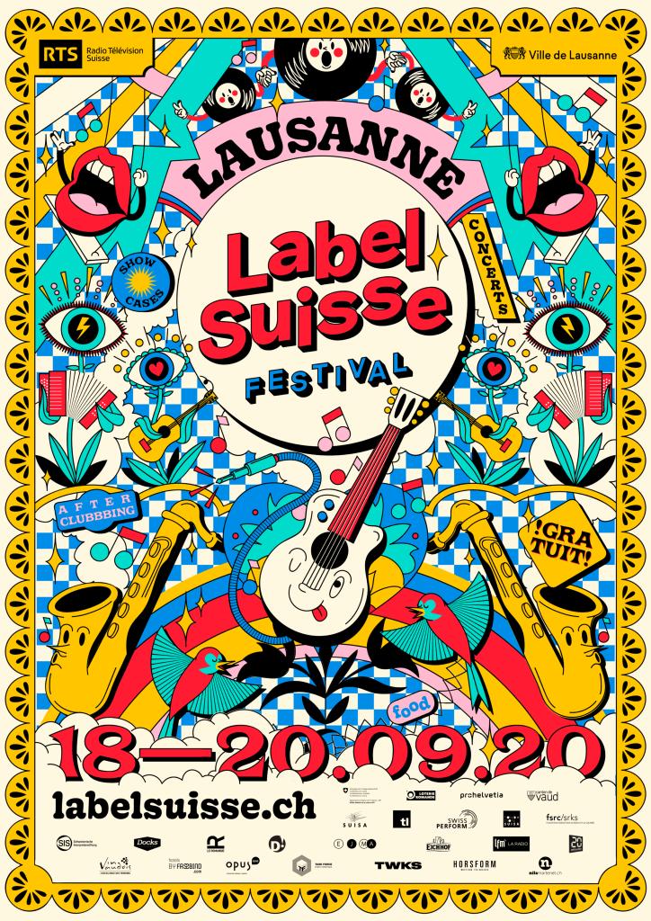 Festivals lausannois à ne pas manquer