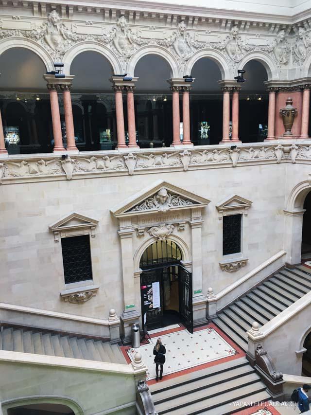 Le Palais de Rumine: que voir à Lausanne