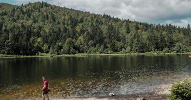 Lac de Blanchemer - VTT VOSGES