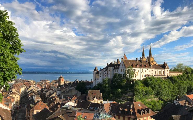 Itinéraire #2 pour visiter Neuchâtel un week-end
