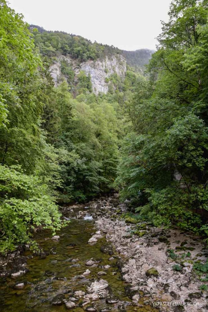 Val de Travers - Gorges Areuse Neuchâtel