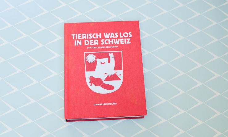 Un livre comme un cabinet de curiosités chez Helvetiq - Héraldique et animaux en Suisse allemande