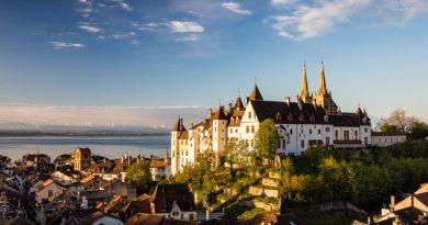 Visiter Neuchâtel- Crédit: Vincent Bourrut