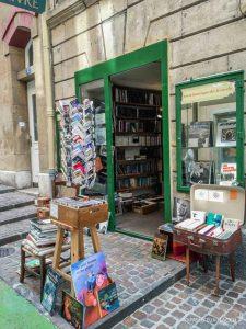 La boutique du Livre, Rue des Chavannes à Neuchâtel - adresses dans la ville suisse