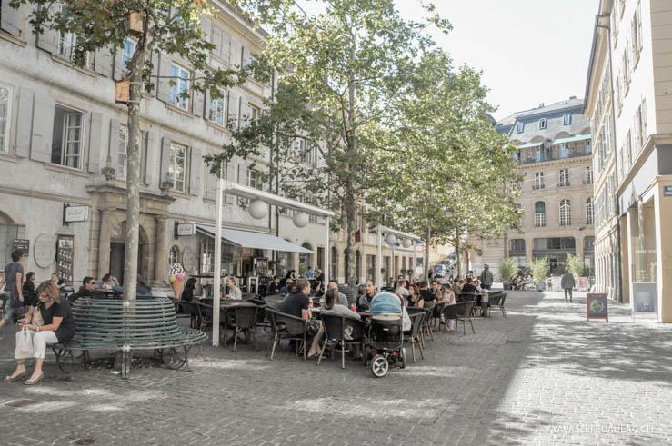 Visiter Neuchâtel: que faire, que voir dans la ville suisse. Programme sur le blog Yapaslefeuaulac.ch