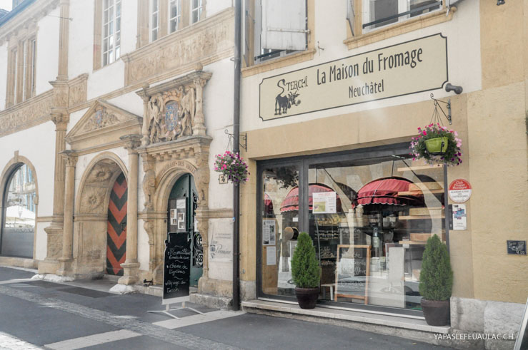 Que goûter à Neuchâtel - City guide et bonnes adresses dans la ville suisse