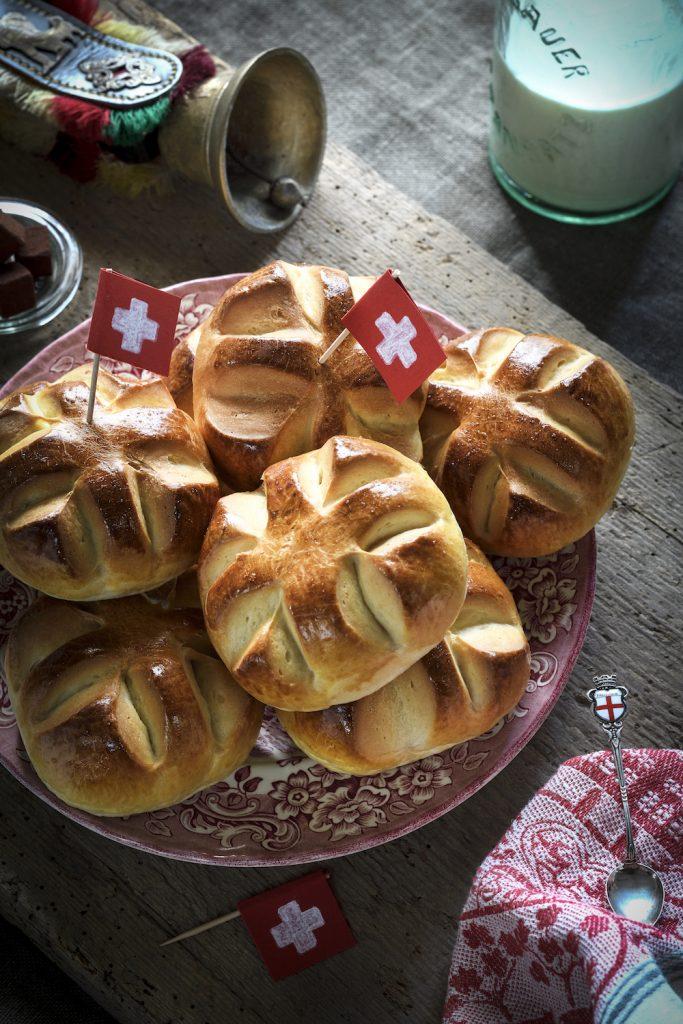 Les petits pains du Premier Août