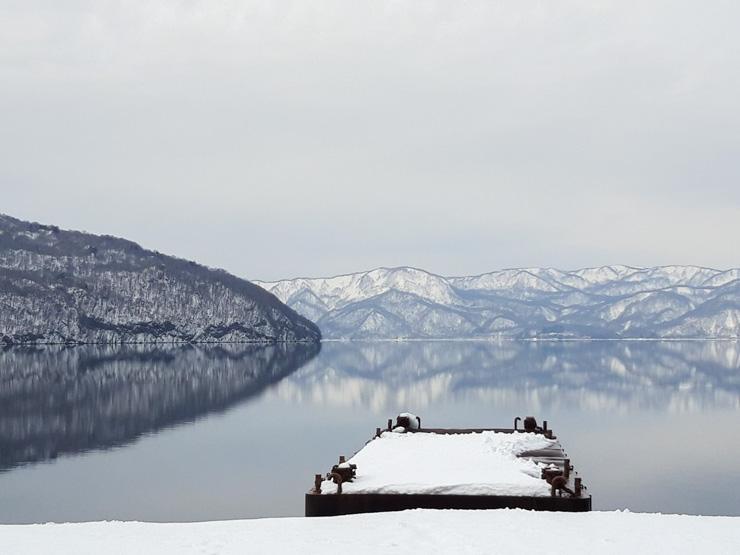 Expatriée suisse dans la préfecture d'Aomori, au nord du Japon