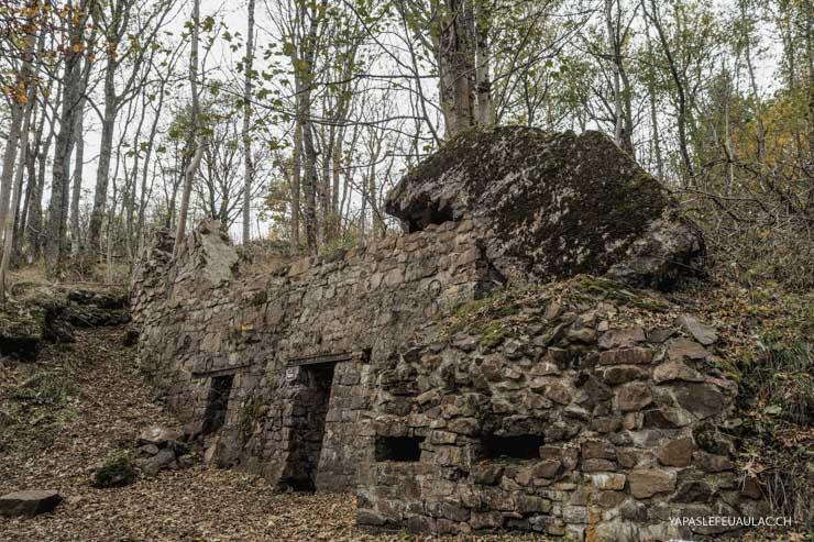 Autour de Mulhouse: site historique du HWK