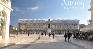 Incontournables: la Place Stanislas Nancy