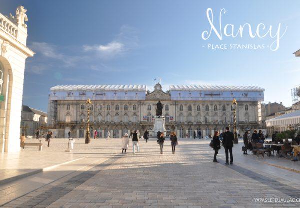 Incontournables: la Place Stanislas Nancy