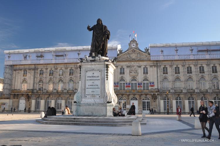 Week-end à Nancy: que voir dans la ville en Lorraine? Escapades en France