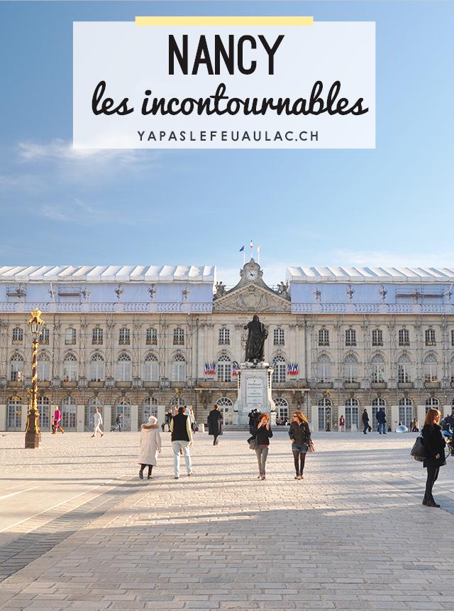 Que voir à Nancy, ville de Lorraine au patrimoine Art Nouveau remarquable? Après y avoir vécu plus de deux ans, voici ma liste de 11 choses à ne pas manquer lors d'une visite.