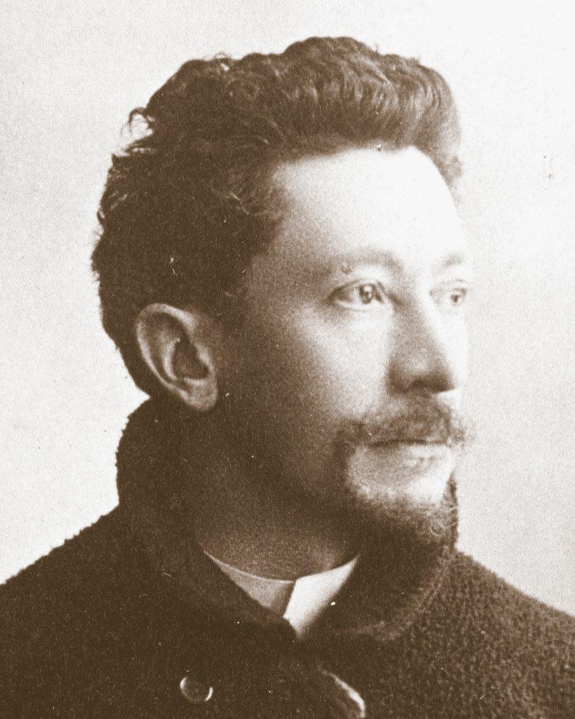Emile Gallé, artisan verrier et fondateur de l'Ecole de Nancy