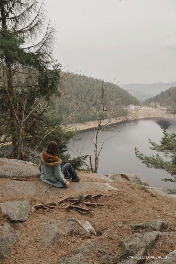Lac Noir & Lac Blanc: un beau week-end dans les Vosges