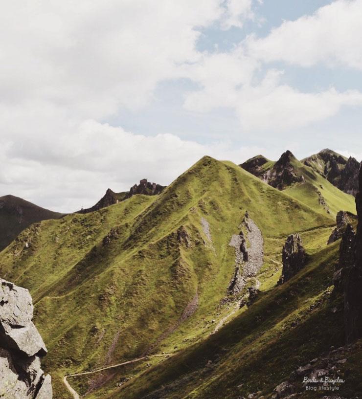 Les sommets d'Auvergne dans le Puy de Dôme, une belle escapade pour un séjour en France