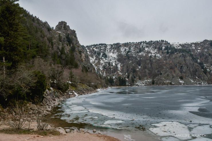 Weekend autour du Lac Blanc dans les Vosges: idées de choses à faire sur le blog
