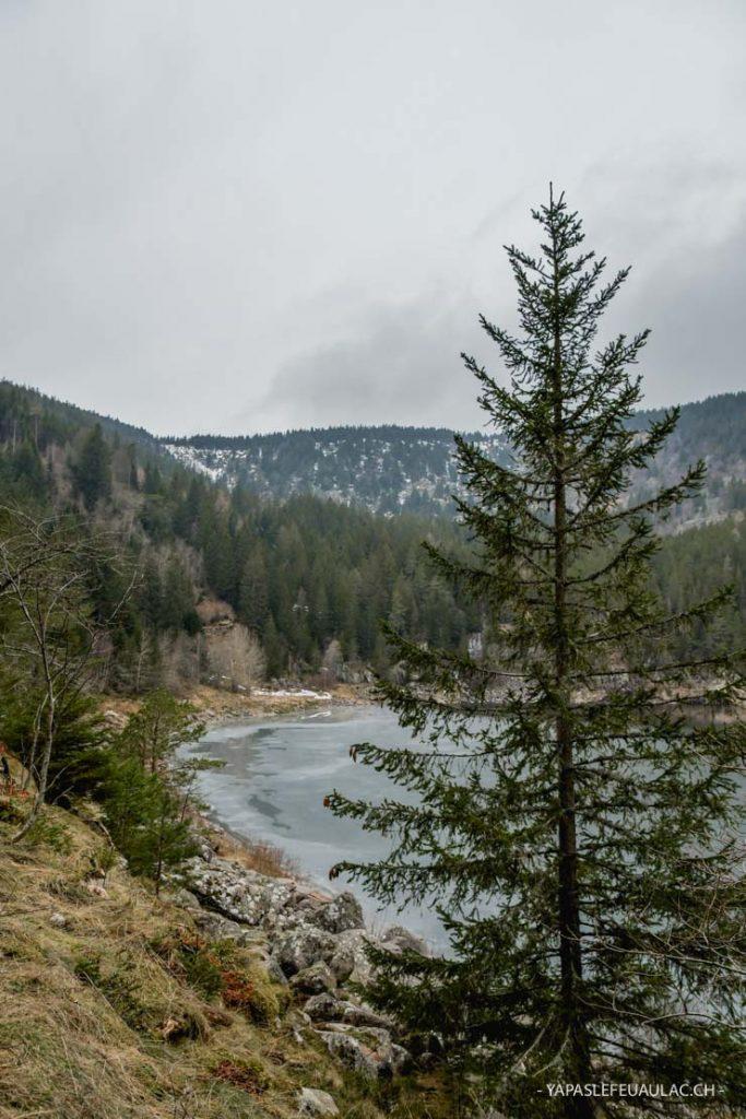 Week-end autour du Lac Blanc dans les Vosges - blog escapades en Alsace