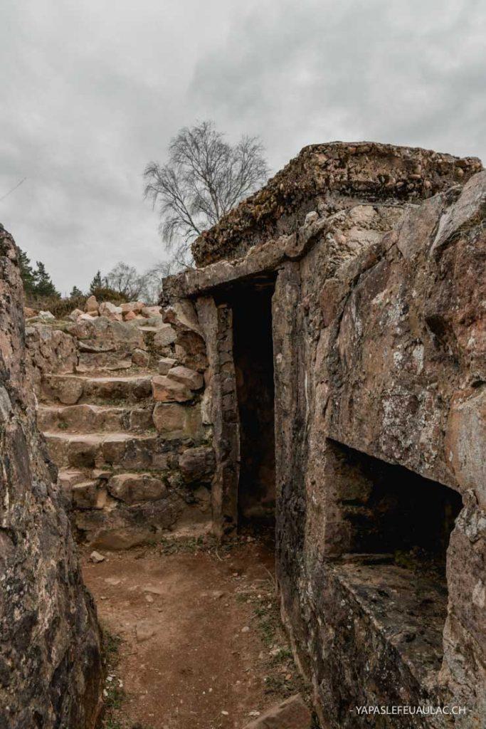 Mémorial du Linge - Première guerre mondiale, les tranchées à visiter en Alsace