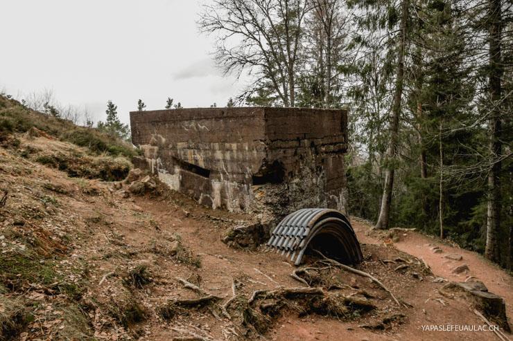 Que faire autour du Lac Blanc: mémorial du linge et son réseaux de tranchées de la Première Guerre Mondiale