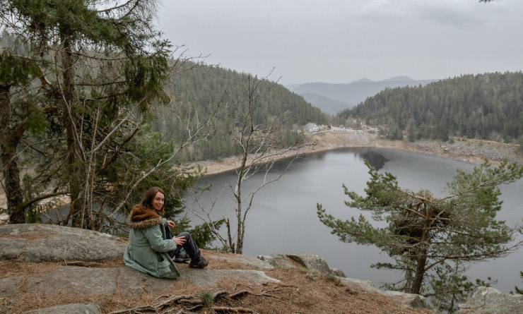 Que voir autour du Lac Blanc dans les Vosges