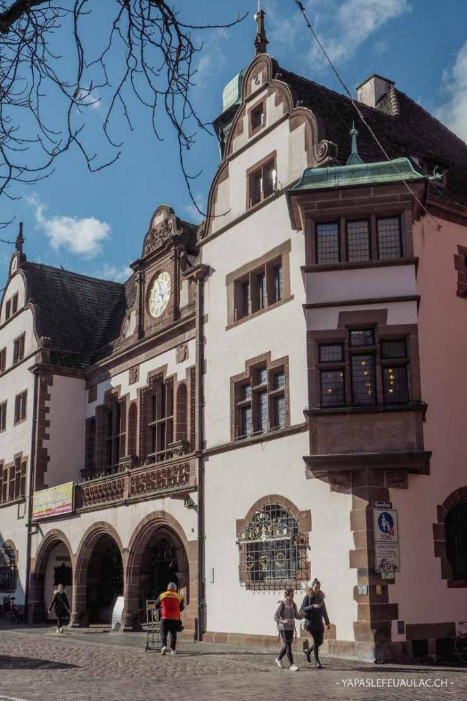 Les belles façades de Freiburg - que faire dans la ville allemande pour un week-end