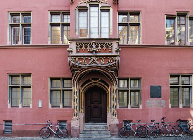 Haus zum Walfisch (maison de la baleine) - Visiter le patrimoine de Freiburg im Breisgau