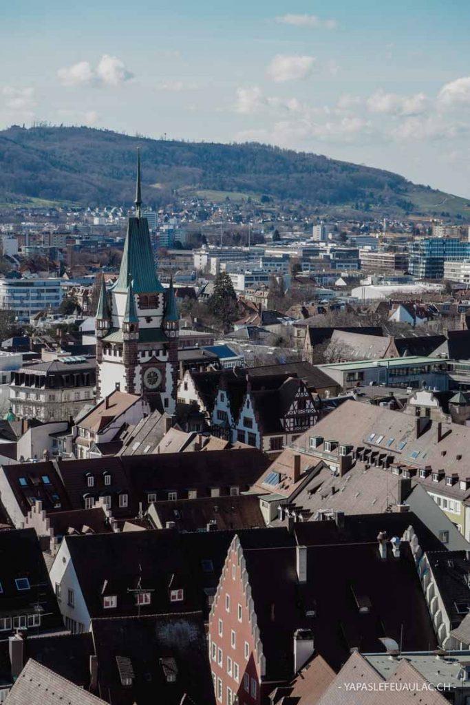 Que faire à Freiburg im Breisgau ? Des idées pour un week-end sur le blog suisse Yapaslefeuaulac.ch - escapades en Allemagne