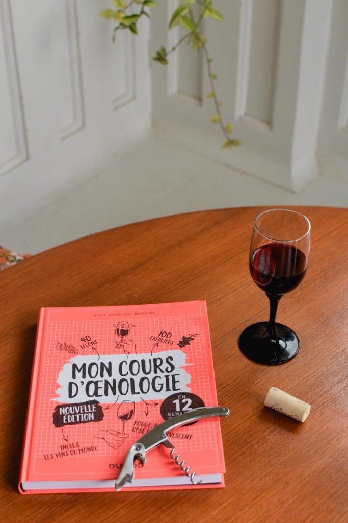 Un livre pour s'initier à la dégustation de vin, à recommander