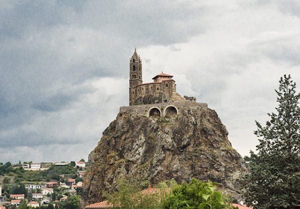 Visiter le Puy en Velay - conseils sur le blog Yapaslefeuaulac.ch