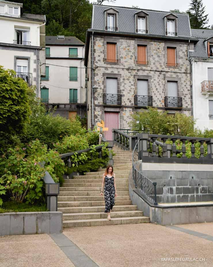 Le blog suisse Yapaslefeuaulac découvre l'Auvergne