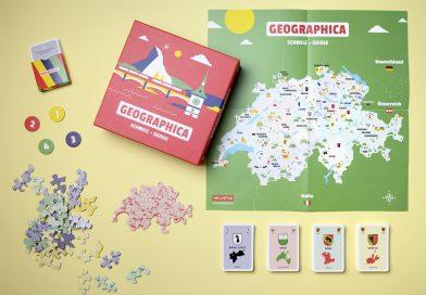 Le jeu suisse sur la géographie