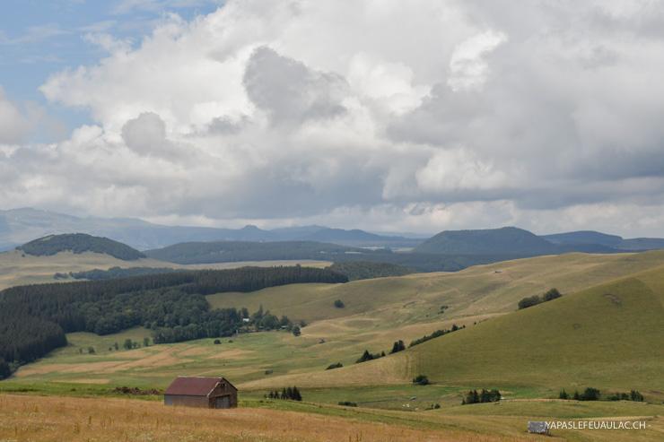 La Godivelle en Auvergne