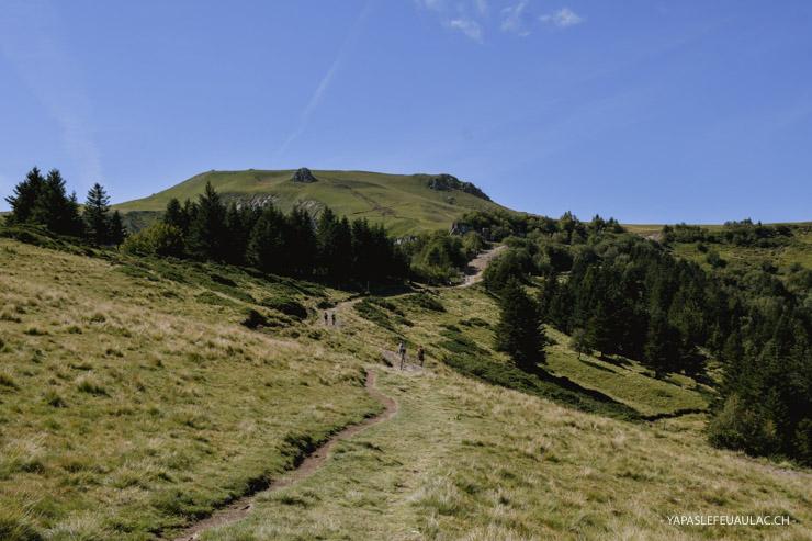 Idée de rando dans le massif du Sancy - blog voyage en France