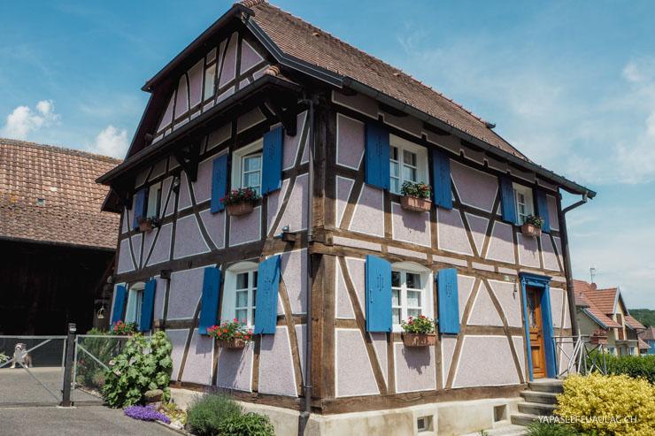 Villages du Sundgau
