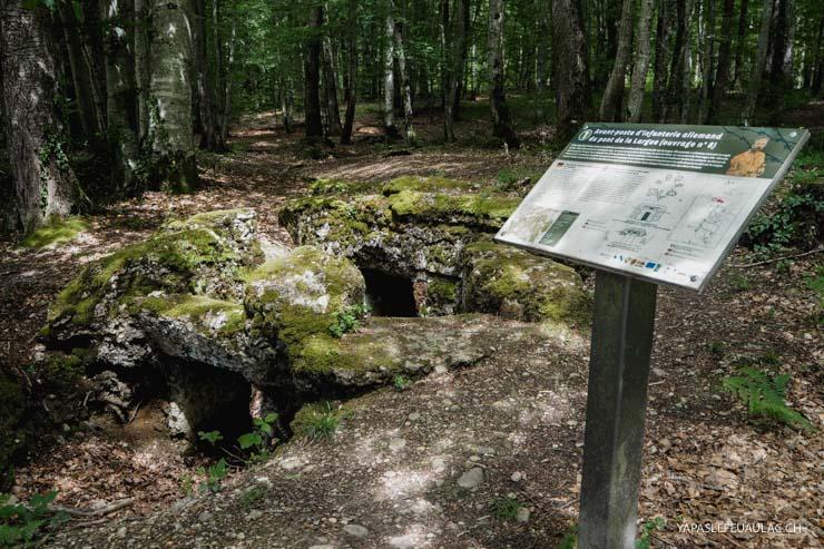 A la frontière du Jura Suisse: Le circuit du kilomètre zéro dans le Sundgau