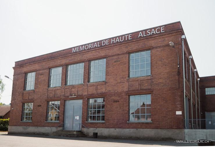 Mémorial de Haute Alsace de Dannemarie - une visite de musée à recommander!