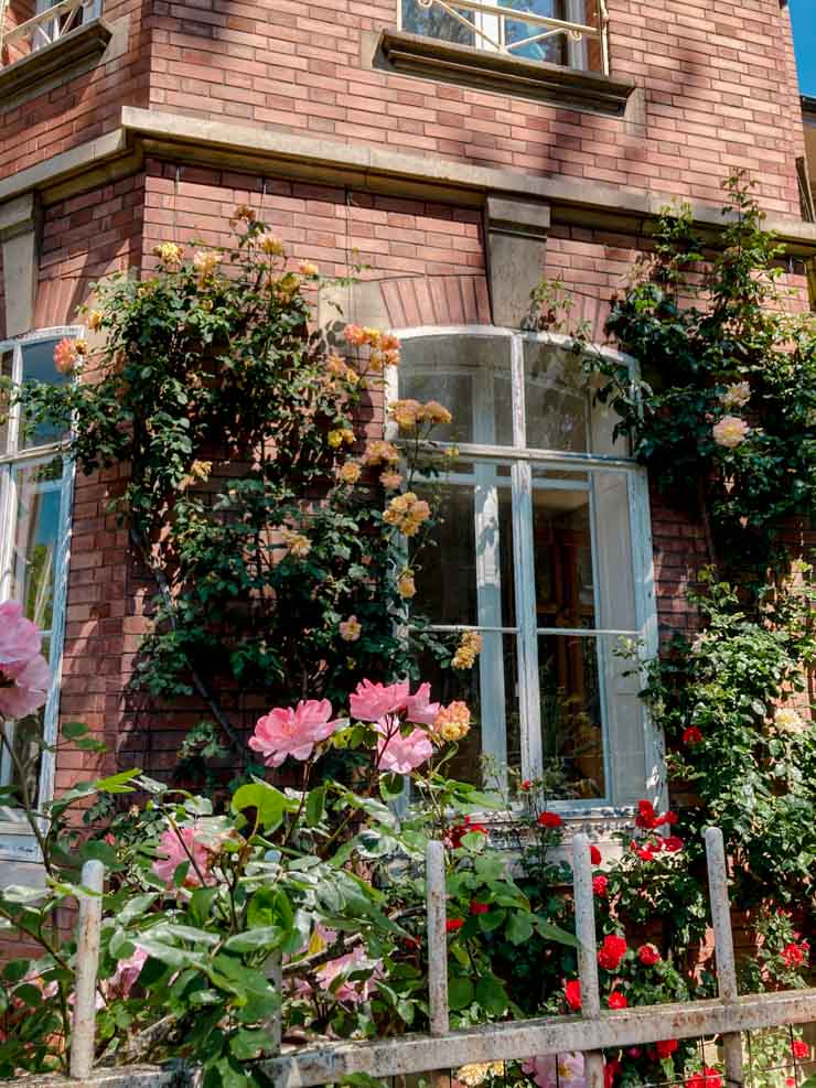 Visiter le Rebberg, quartier de Mulhouse aux maisons de maîtres - avec une visite guidée de l'office du tourisme
