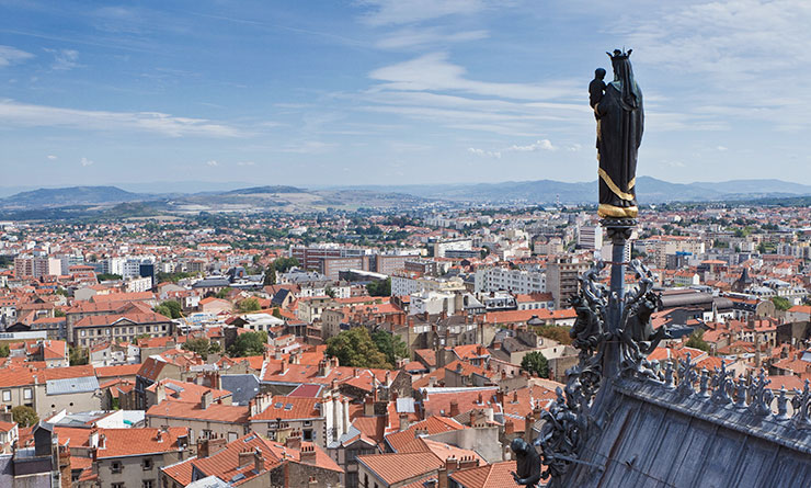 Visiter Clermont-Ferrand: idées de choses à voir