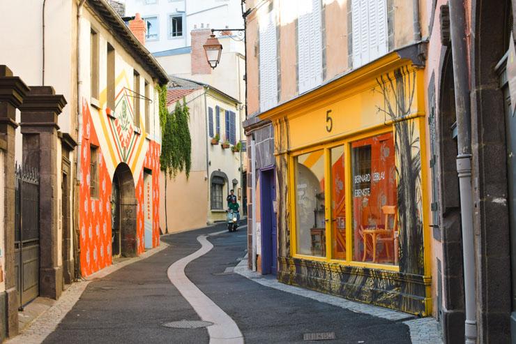 Que voir en Auvergne: une journée à Clermont