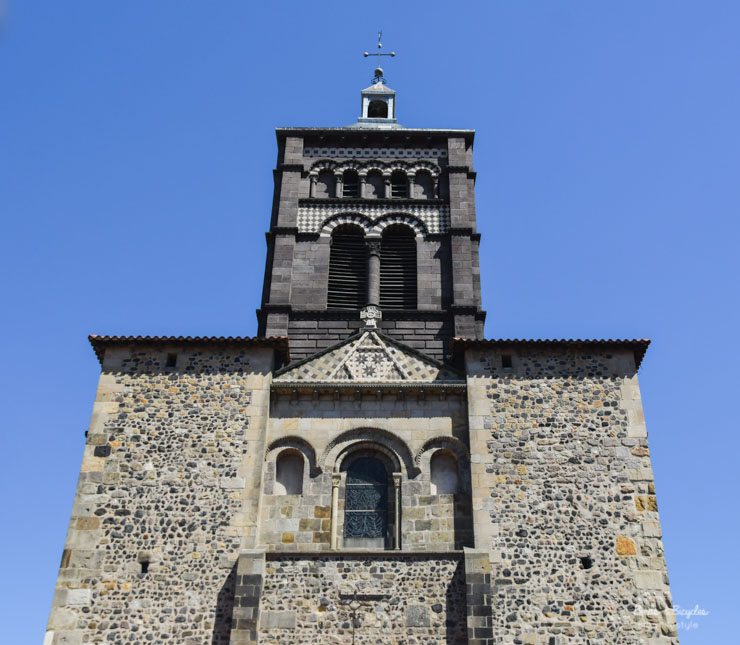 Eglise romane Clermont-Ferrand