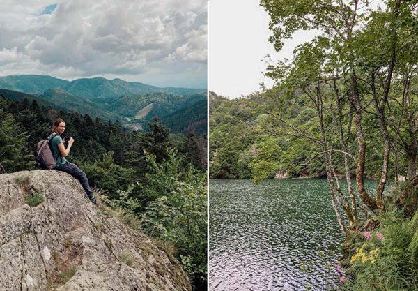 Randonner dans les Vosges: idées de balade de moins de 3 heures